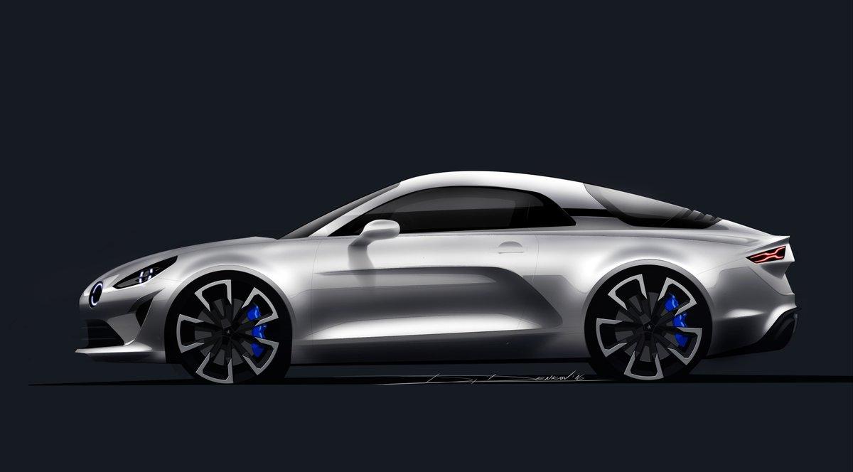 [Présentation] Le design par Alpine 900917C68h98gW0AAKM6I