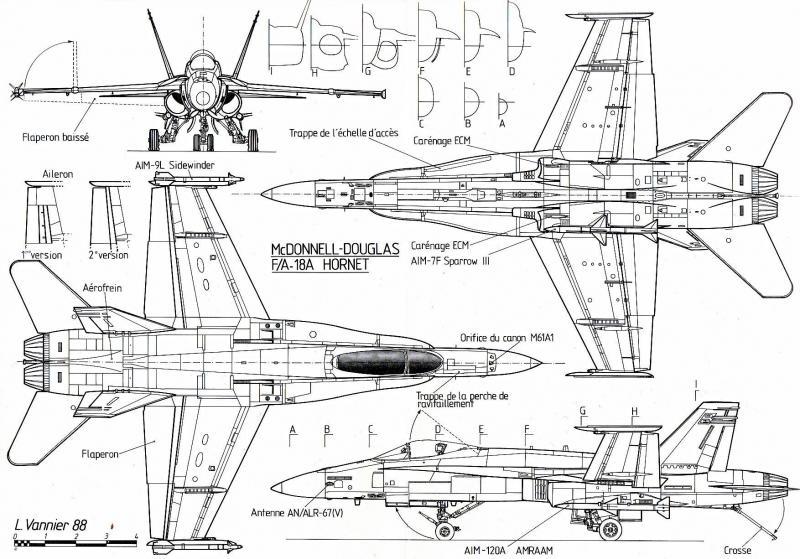 MCDONNELL-DOUGLAS F/A-18 HORNET  902361McDonnell_Douglas_F_18A_1