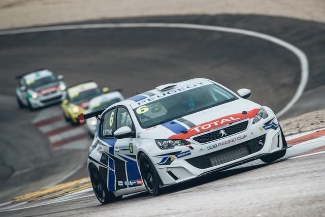RDV International Pour La Peugeot 308 Racing Cup, Aux 24h De Spa En Belgique 9024945957d4a143d8f