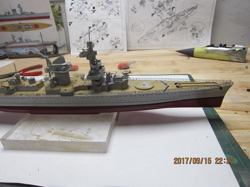 Cuirassé Admiral SCHEER hELLER 1/400 902681IMG4861Copier