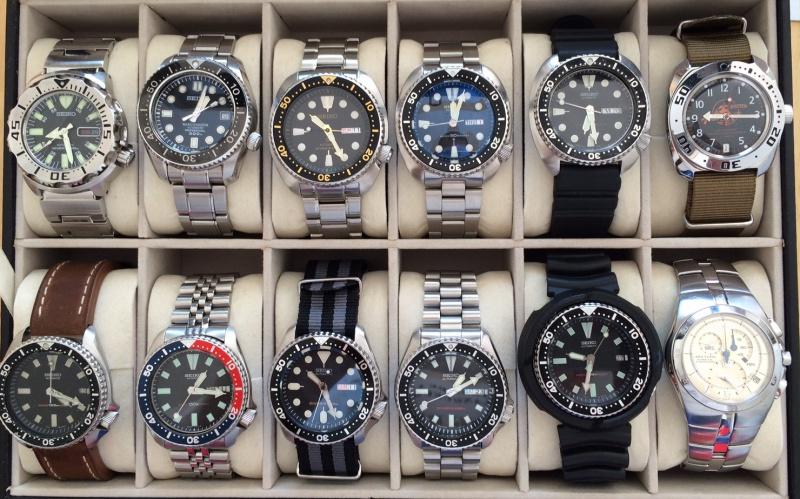 Ou ranger vous vos montres?  - Page 2 902893FullSizeRender1