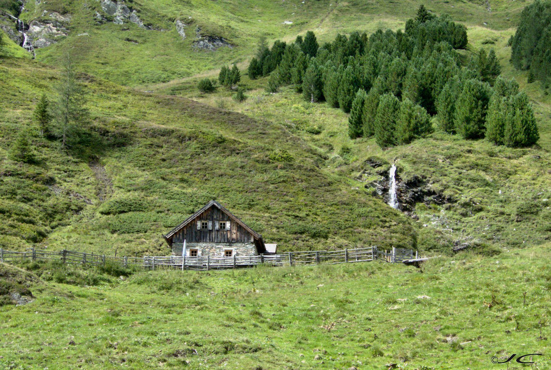 Les alpes  autrichiennes - Page 2 904903sjourenchaletdalpage