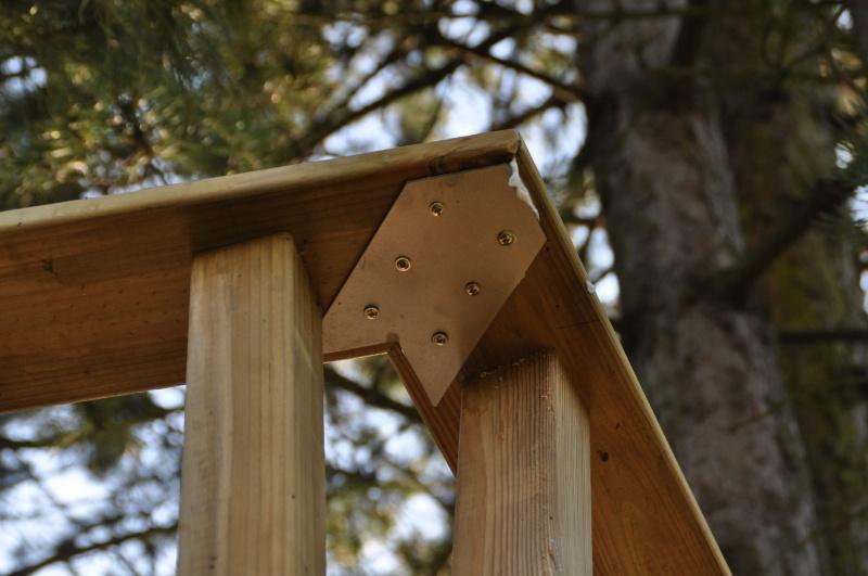 Projet de toboggant pour la cabane dans les arbres de mon fils, vos idées? - Page 3 904948Cabane20