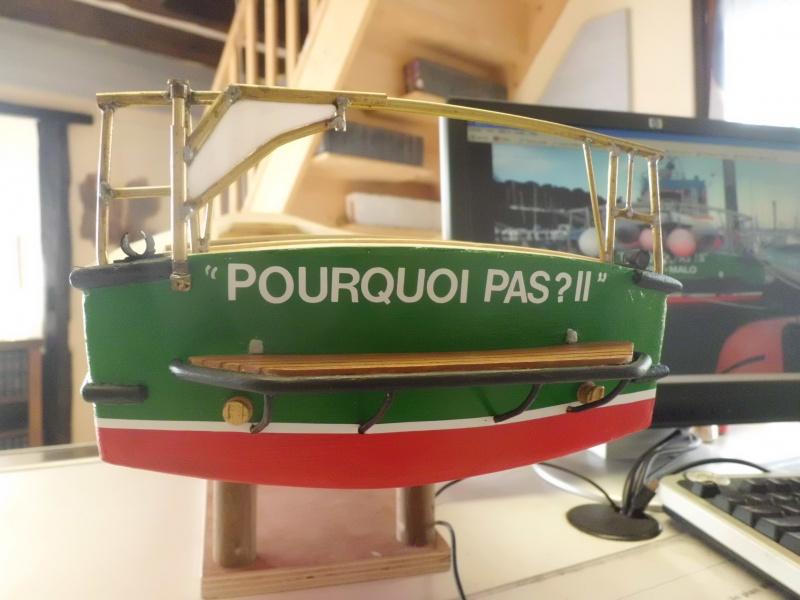 POURQUOI PAS II canot 17.60m SNSM Saint-Malo sur plan au 1/20° - Page 3 905696CIMG2801
