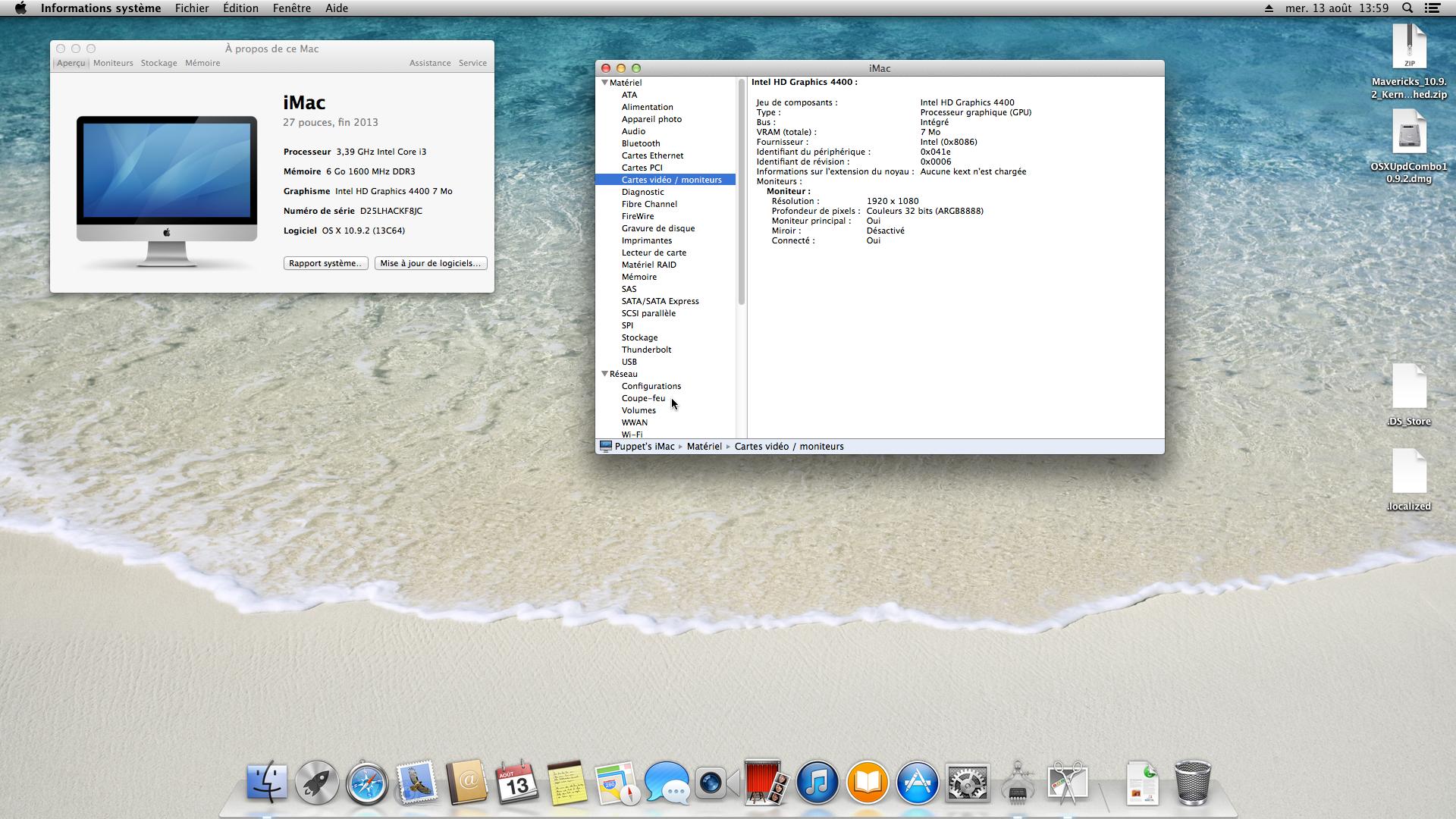 AMD Radeon R5 235 compatible OS X ? 906225HD400VXF