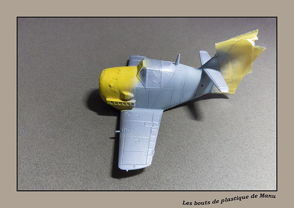 tiger - Bf 109 Tiger Model egg plane-FINI ! - Page 2 9062869736