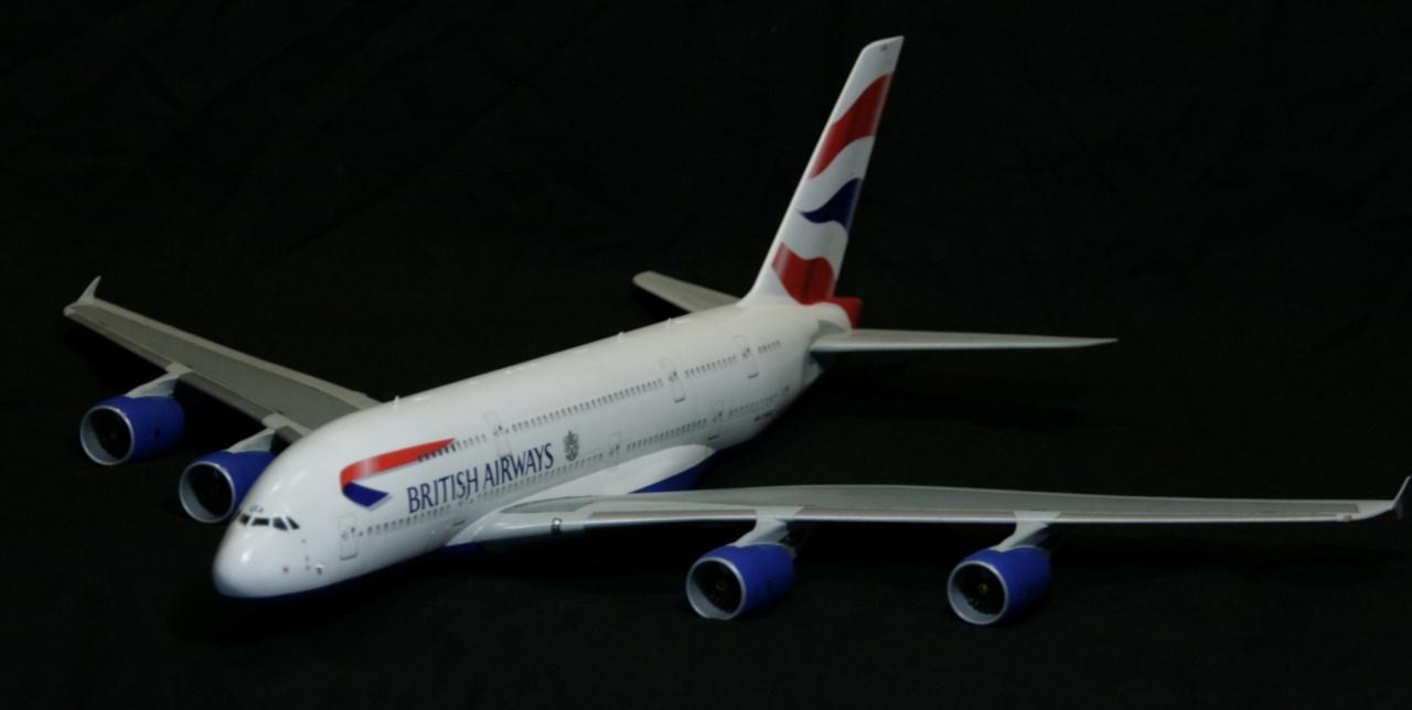 A380-800 British Airways Revell.1/144° 906311MG0747