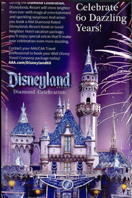 [Disneyland Resort] 60ème anniversaire, Diamond Celebration - Page 3 908170dis3