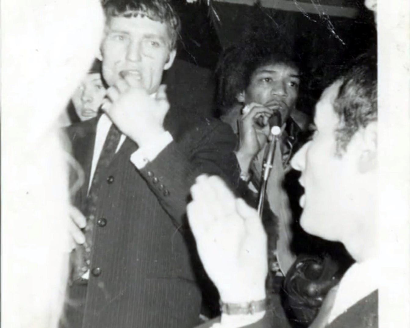 Ilkey (Gyro club Troutbeck Hotel) : 12 mars 1967 910081Ilkley