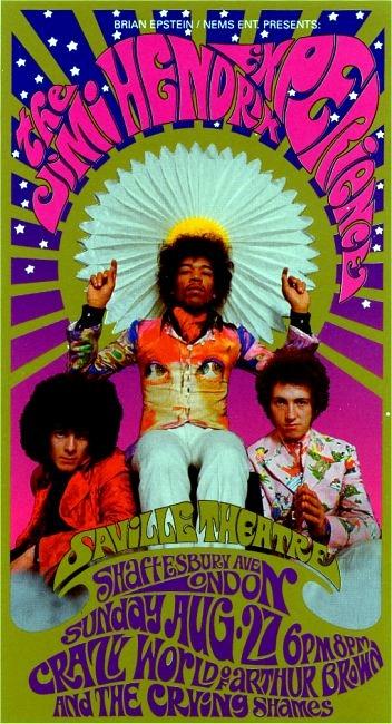 Londres (Saville Theatre) : 27 août 1967 910657Saville27867