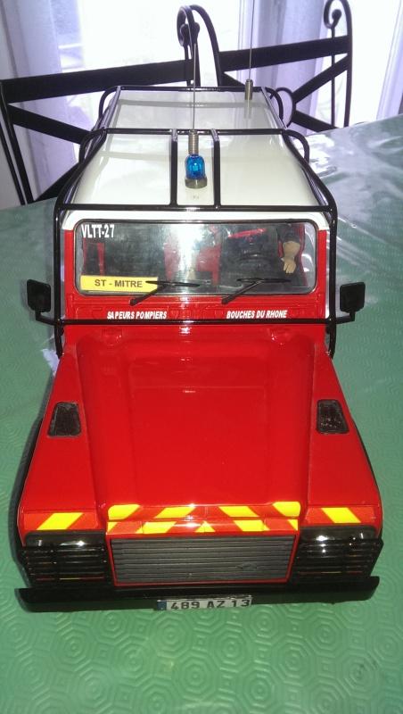 Defender 90 VLTT 'sapeurs pompiers des bouches du rhone - Page 5 910943IMAG21704