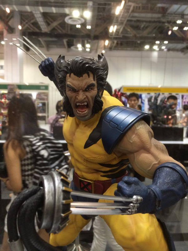 Premium Collectibles : Wolverine - Comics Version - Page 4 91112119028138403834226472227456104717472075190n