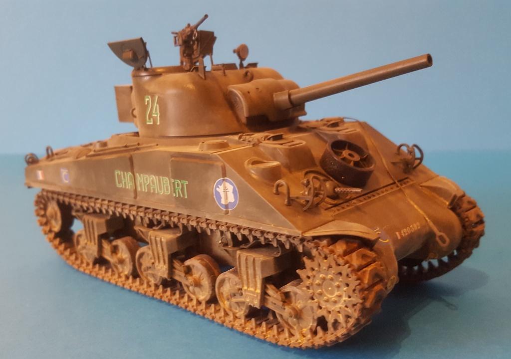 Sherman 1/35ème  Asuka models 91135320170317171928