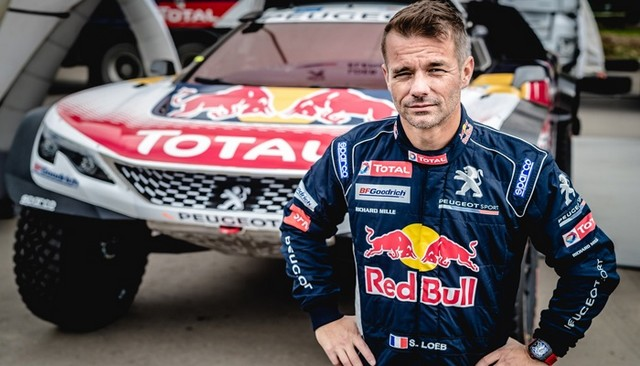 Sébastien Loeb, un talent unique au service de toutes les Marques du Groupe PSA 911886MEDIALOEB