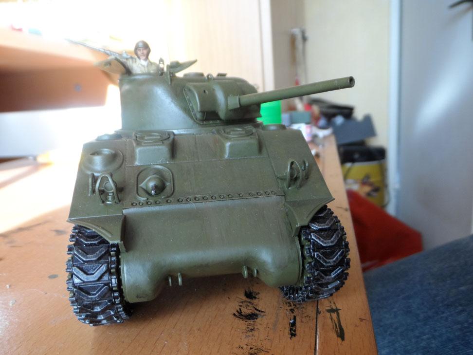 M4 Sherman late production Tamiya 1/35 - Page 4 912837SAM0432