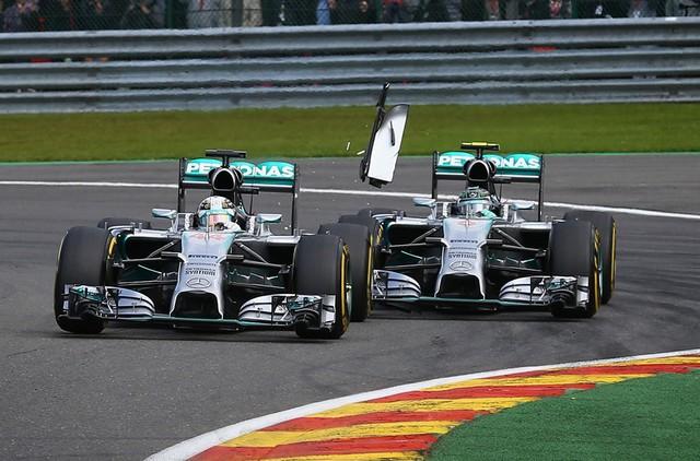 F1 GP de Belgique 2014 : Victoire Daniel Ricciardo 9142652014nicoRosberg2