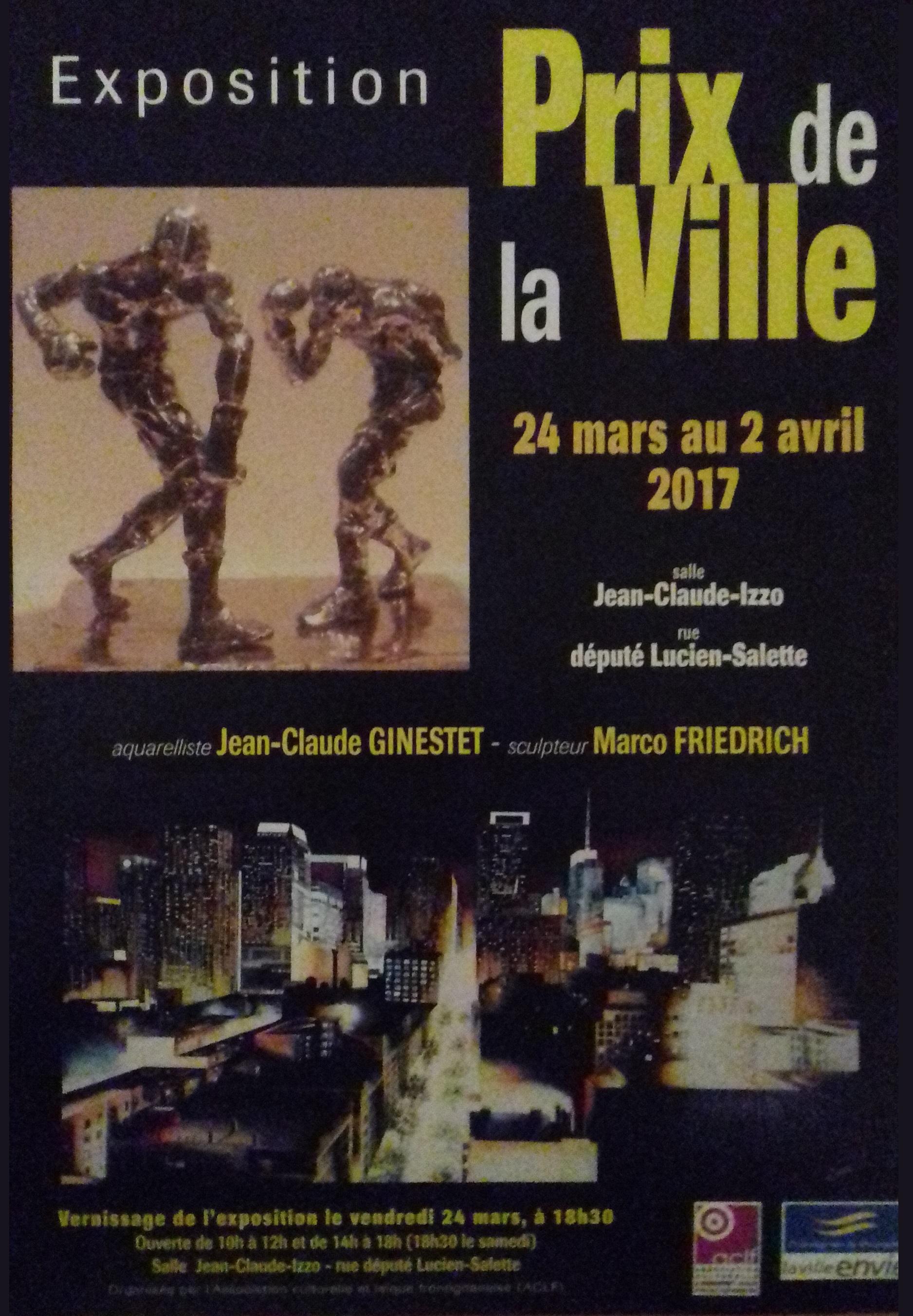 EXPO PRIX DE LA VILLE A FRONTIGNAN HERAULT 91549320170310200204
