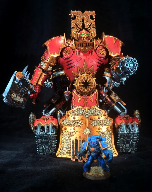 World Eaters -Les Bloodcrusher arrivent !!!! 916632SeigneurdesCrnes9