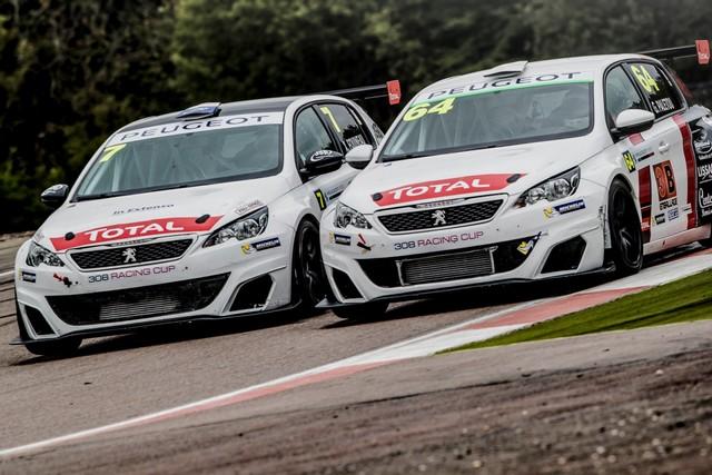 La Peugeot 308 Racing Cup Se Joue Des Conditions ! 916705595932709abf8