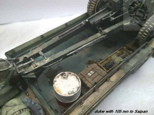 Duck gmc,avec canon de 105mn,a Saipan - Page 3 916828IMG4498
