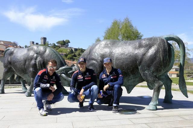 Sébastien Loeb et la PEUGEOT 208 WRX décrochent une belle deuxième place à Montalegre 91739858fa60b25181e