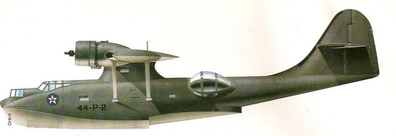 CONSOLIDATED PBY CATALINA  918051CatalinaEUA
