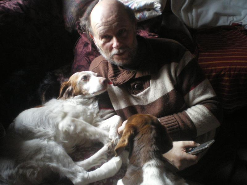 Deux mamies épagneules bretons, et leur famille dans le besoin 918707IMGP5107