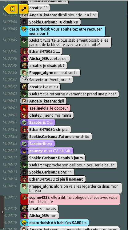 [xJok3r] Rapport d'action RP | Chirurgien - Page 2 919324histoju3