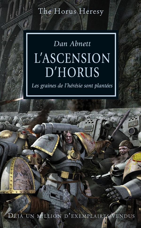 L'Hérésie d'Horus chez Black Library France 920188frhorusrising