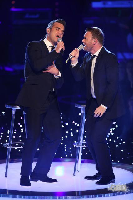 Robbie et Gary au Popstars en Allemagne 18-11-2010 92041165509HQ0512249lojpg