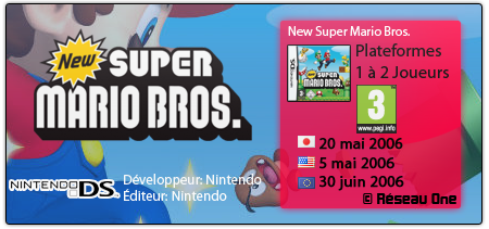 New Super Mario Bros. | NDS 921135nsmbpng