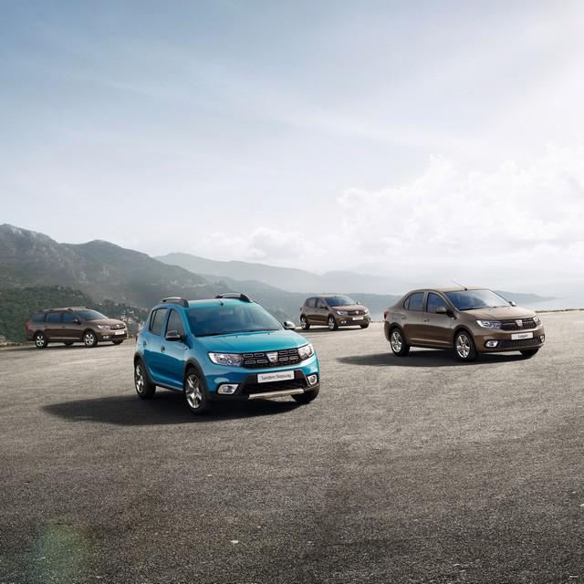Dacia dévoile ses nouvelles Sandero, Sandero Stepway, Logan et Logan MCV 9212948218516
