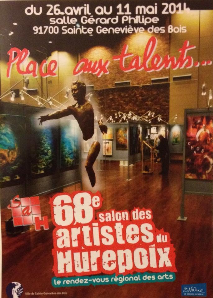Abdelkayoum Khounfais participe au 68ème Salon Des Artistes Hurepoix 92158114851037556796177977766727281559396749224n