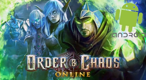 Forum Order & Chaos Online - Android