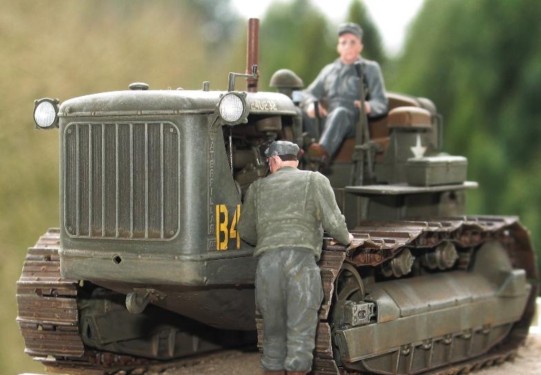 Tracteur US D7  Miniart 1/35  ref 35225 923382IMG0016