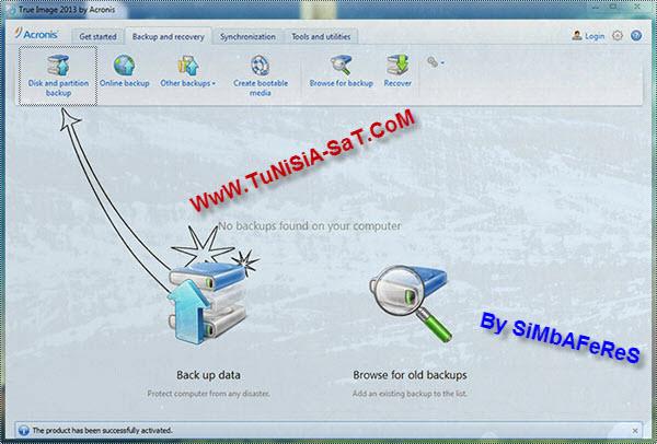 النسخ الإحتياطي Acronis True Image Home 2013 + الشرح الكامل 9242376330