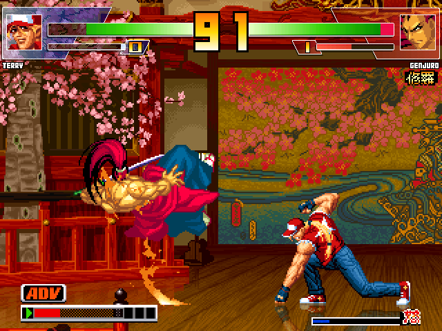 Terry (KOF98) Released, All KOF98 Characters by Ikaruga Updated (04/28/2013) 924753mugen008