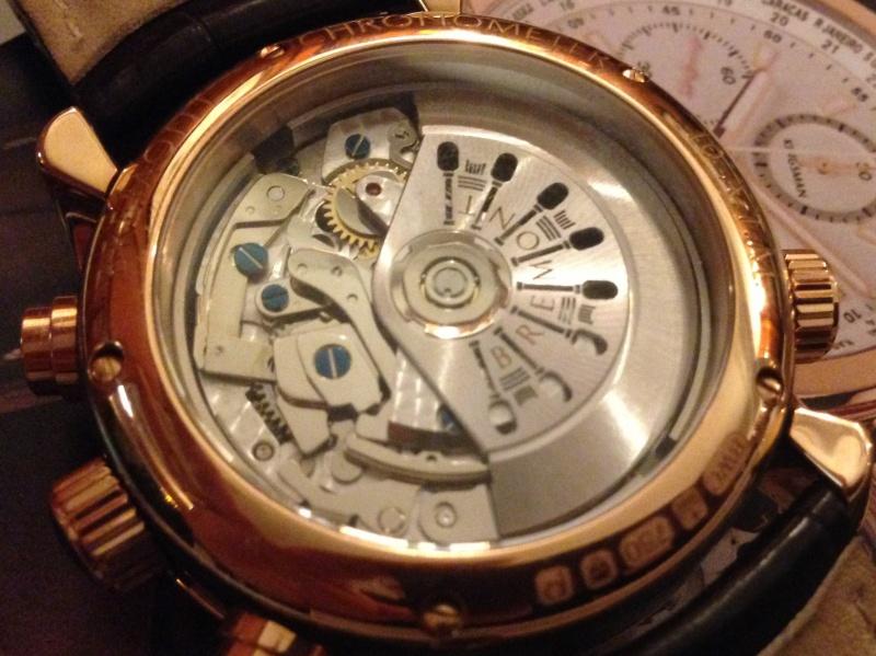 La montre de l'homme du roi ! 92483808
