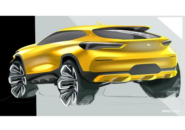 La nouvelle BMW X2 Silhouette élégante, dynamique exceptionnelle 925644P90281591highResthebrandnewbmwx2