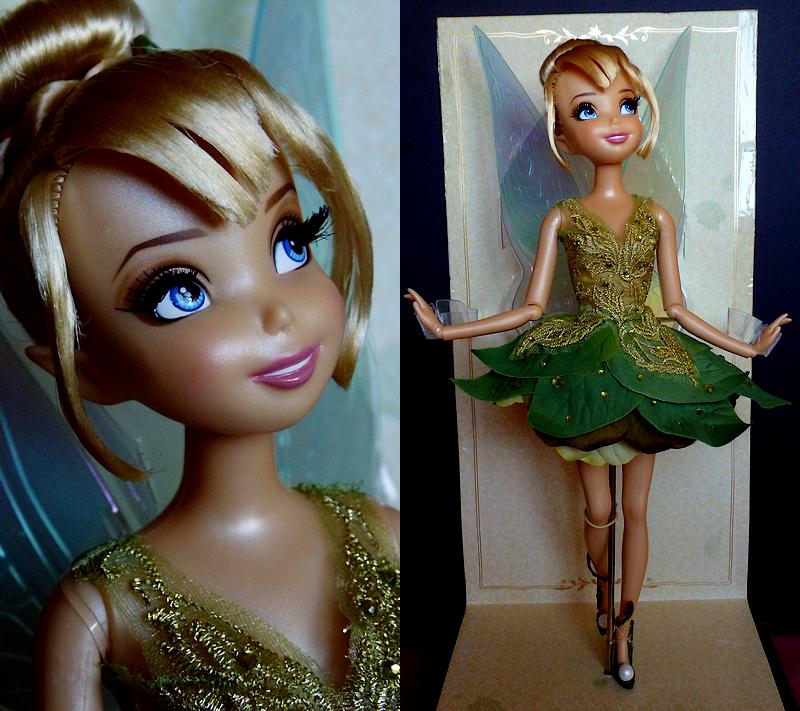 Disney Fairies Designer Collection (depuis 2014) - Page 3 926703clochette1