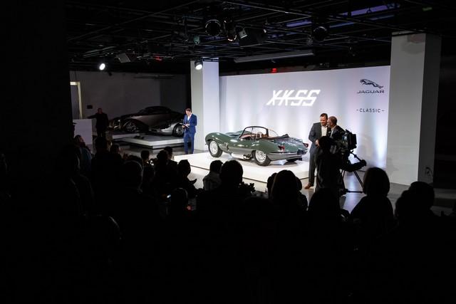 La « Nouvelle Jaguar XKSS D'origine » Dévoilée À Los Angeles  930053xksspetersenmuseum025