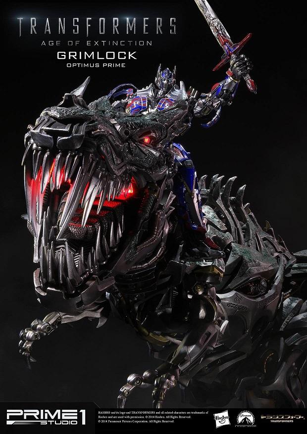 Statues des Films Transformers (articulé, non transformable) ― Par Prime1Studio, M3 Studio, Concept Zone, Super Fans Group, Soap Studio, Soldier Story Toys, etc - Page 2 932413Prime1StudioMMTFM05GrimlockOptimusPrimeStatue11410887635