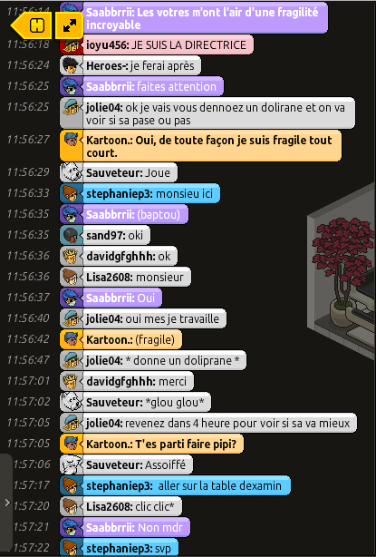 [Saabbrrii] Rapports d'actions RP - Infirmier 935790rp7