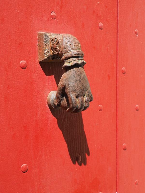 Heurtoirs - Marteaux de portes 935845P4171265a