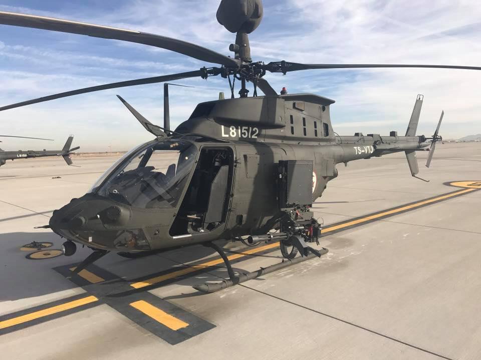 صفقة 24 مروحيةOH-58D Kiowa Warrior لتونس - صفحة 4 93693917022413102127507179065103649696531823801777n