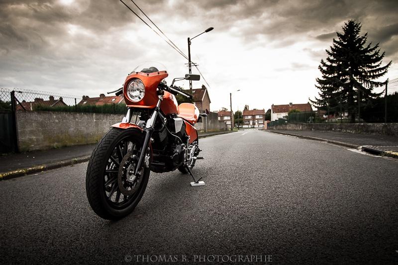 Yamaha 1100 Bulldog à la sauce retro ... 936999MG3363