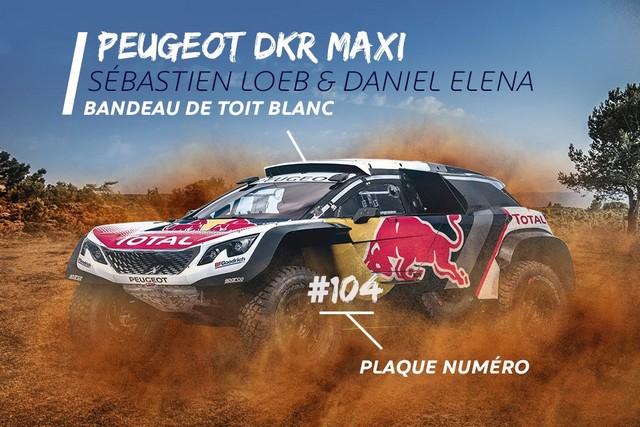 Peugeot dans les starting-blocks pour le Silk Way Rally ! 93788619748588