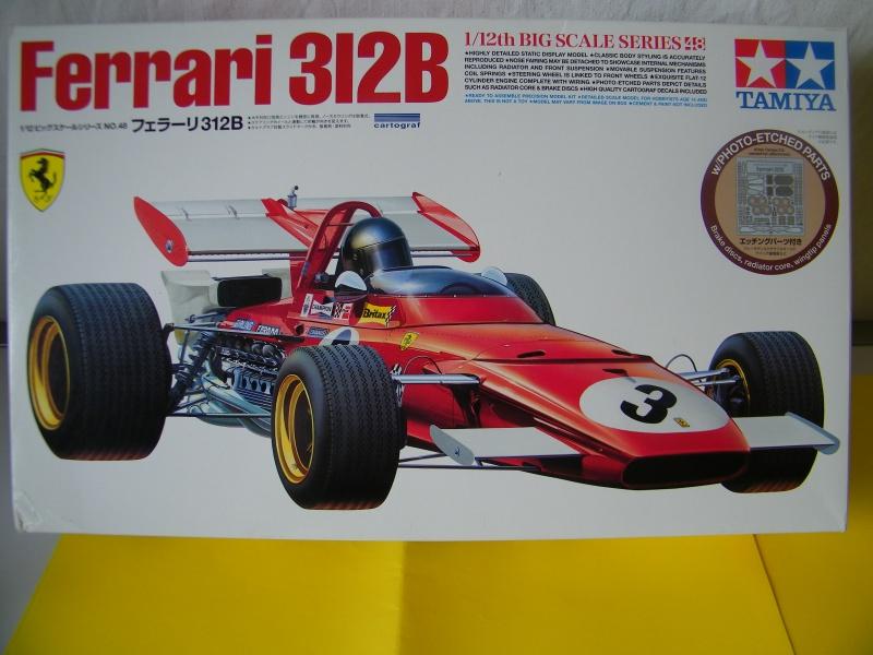 Ferrari 312B 9391731000363
