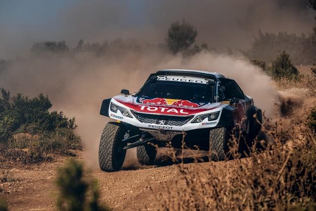 « Maximum Attact » Pour Peugeot, Avec Le Lancement De La 3008DKR MAXI 93988859529a6cf15a8