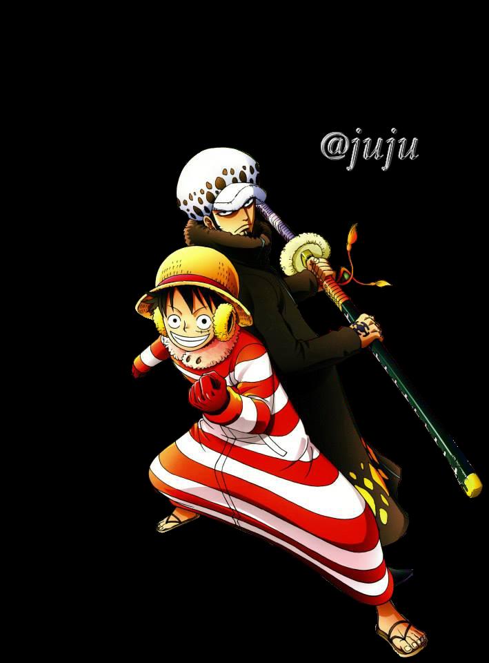 One Piece 940428luffyettraffy